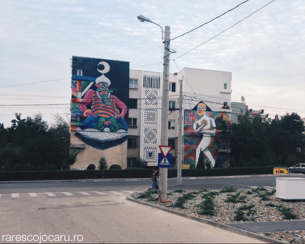 Baiazid_pictura urbana_craiova