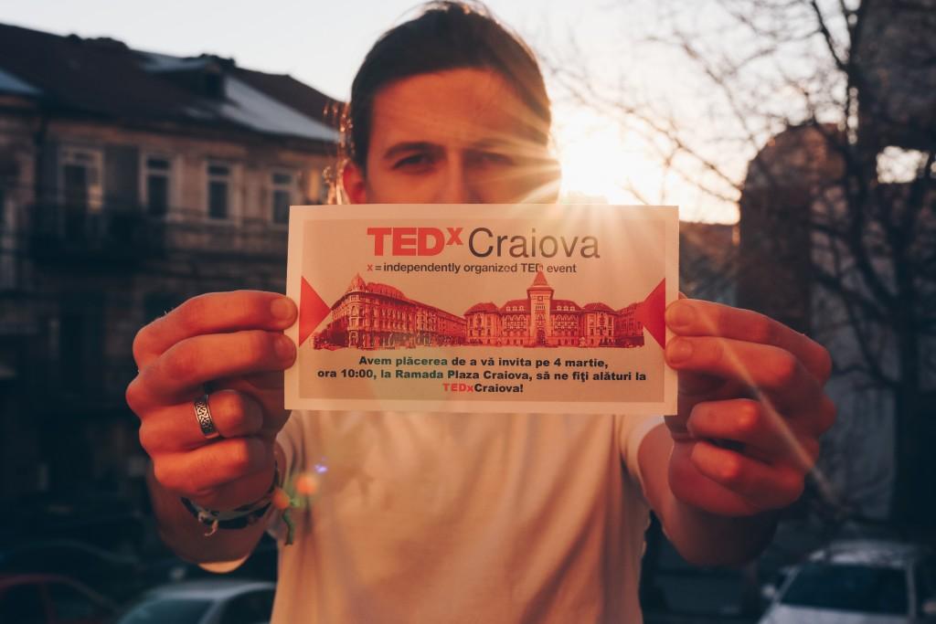 TEDXCraiova. Rares Cojocaru